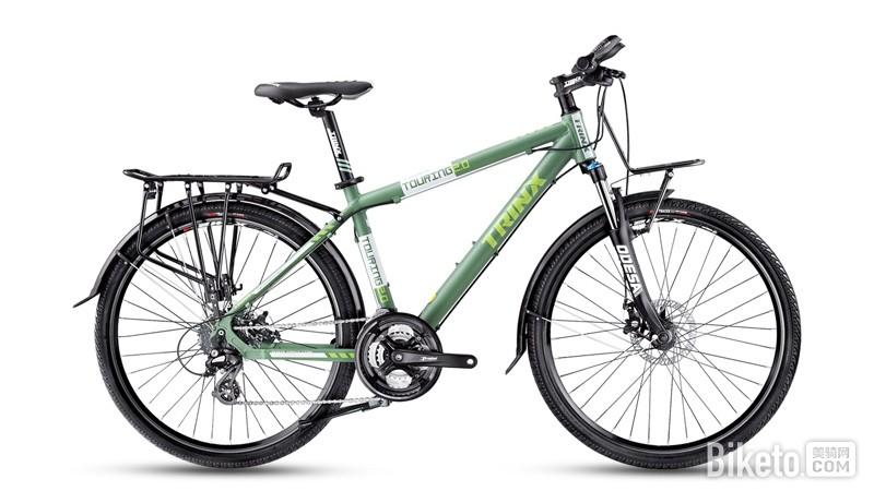 千里达自行车touring启程2.0旅行车