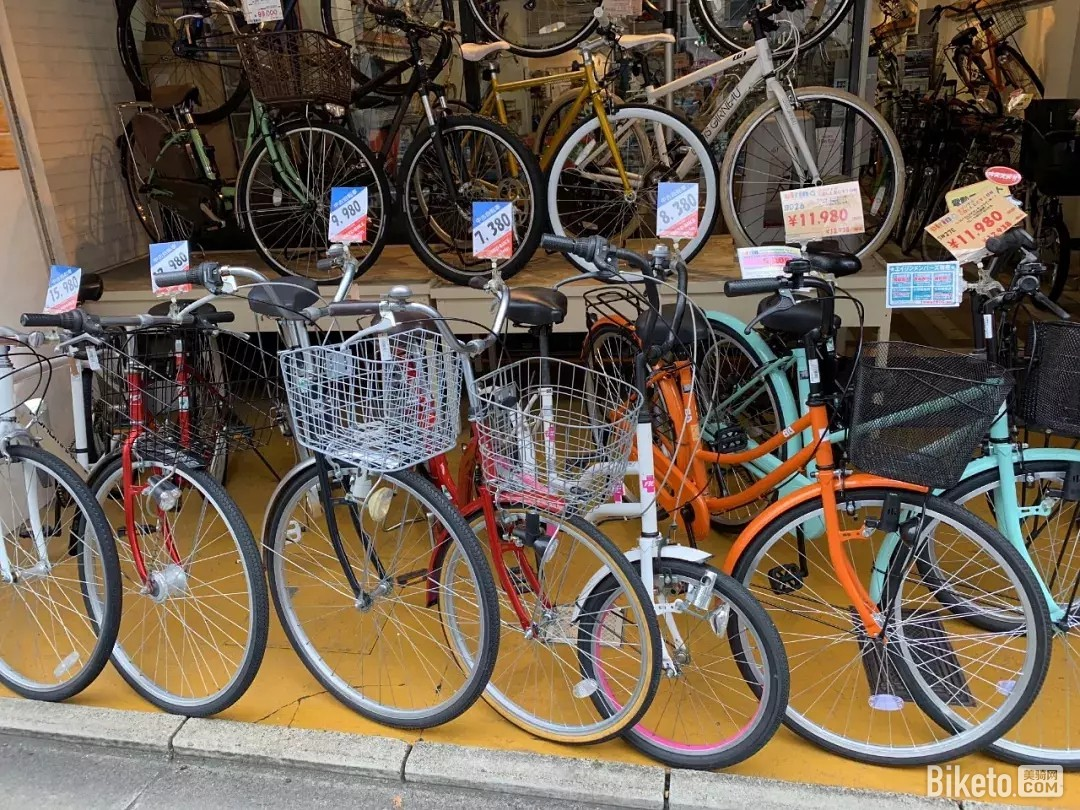 小药水,日本,自行车,通勤