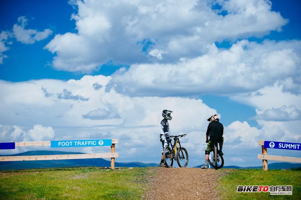 Angel Fire Bike Park,天使之火山地车公园