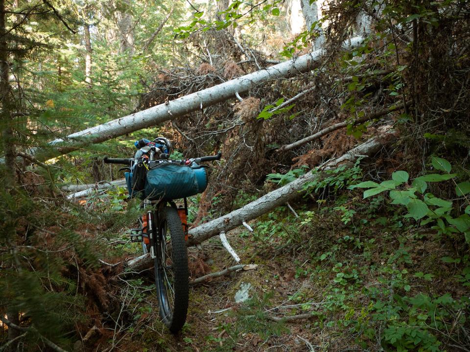 来自荒野的召唤:骑游在加拿大海岸山脉 - 美骑网