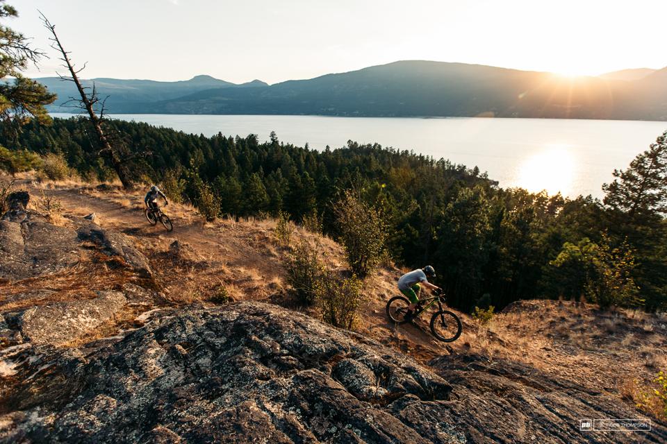 除了威斯勒 加拿大还有个被忽略了的骑行地