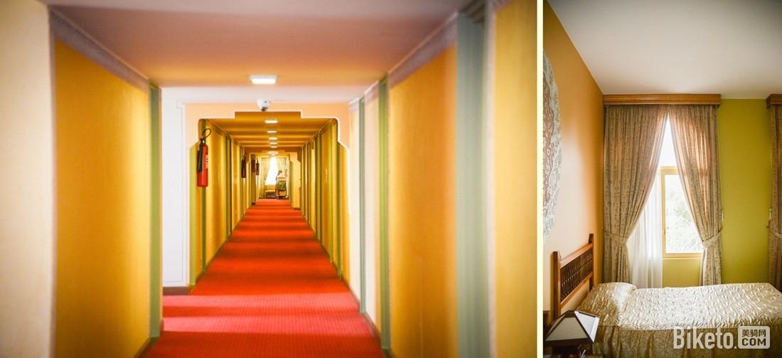 沙赫阿巴斯饭店房间