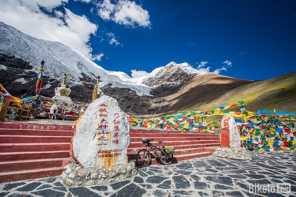 《新藏线震撼图片游记[9]深夜唤醒灵魂的经历 再见》_BIKETO美骑网旅行频道