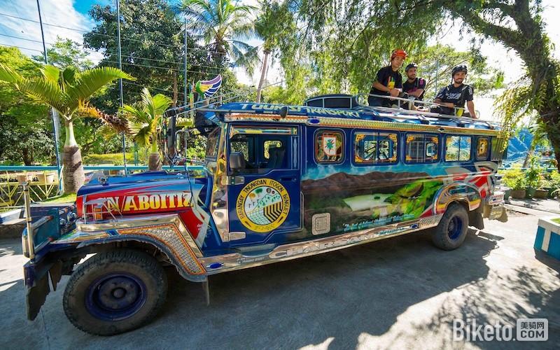Santa Cruz MIA车队畅玩菲律宾