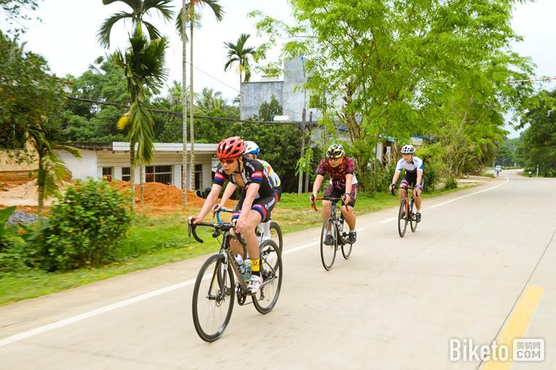捷安特,环海南岛,海南岛东线,单车旅行,骑行游记