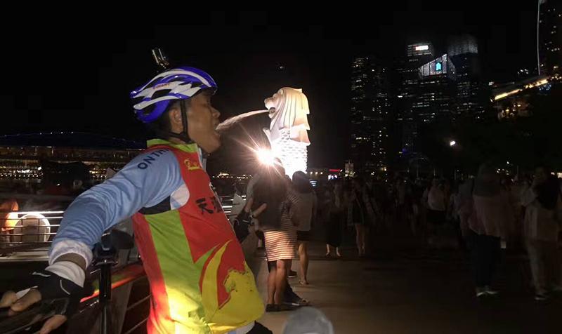 捷安特,天涯骑驴俱乐部,国外骑游,新加坡