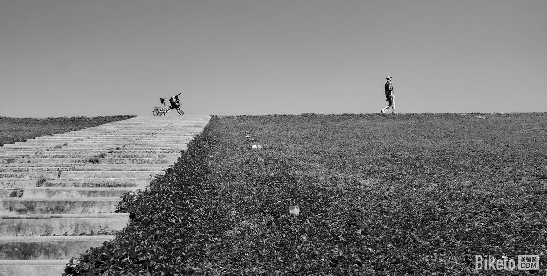 骑行游记,国内骑游,汕头骑游,南澳岛,dahon折叠车