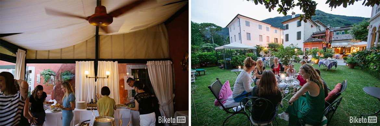骑行威尼斯的后花园 在意大利起泡酒产区登顶远眺