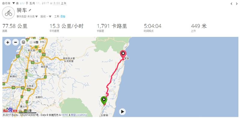 台湾东线骑游记(3)