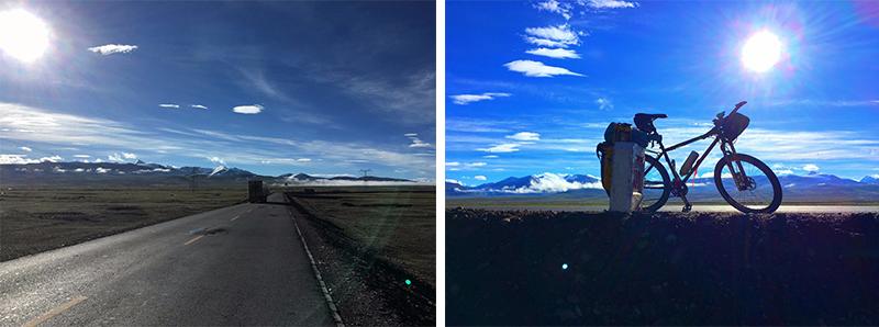 骑行游记,青藏线,单车旅行