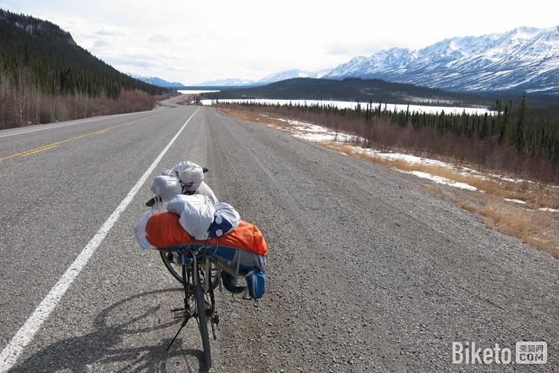 骑行游记,国外骑游,美洲大陆,阿拉斯加,智利