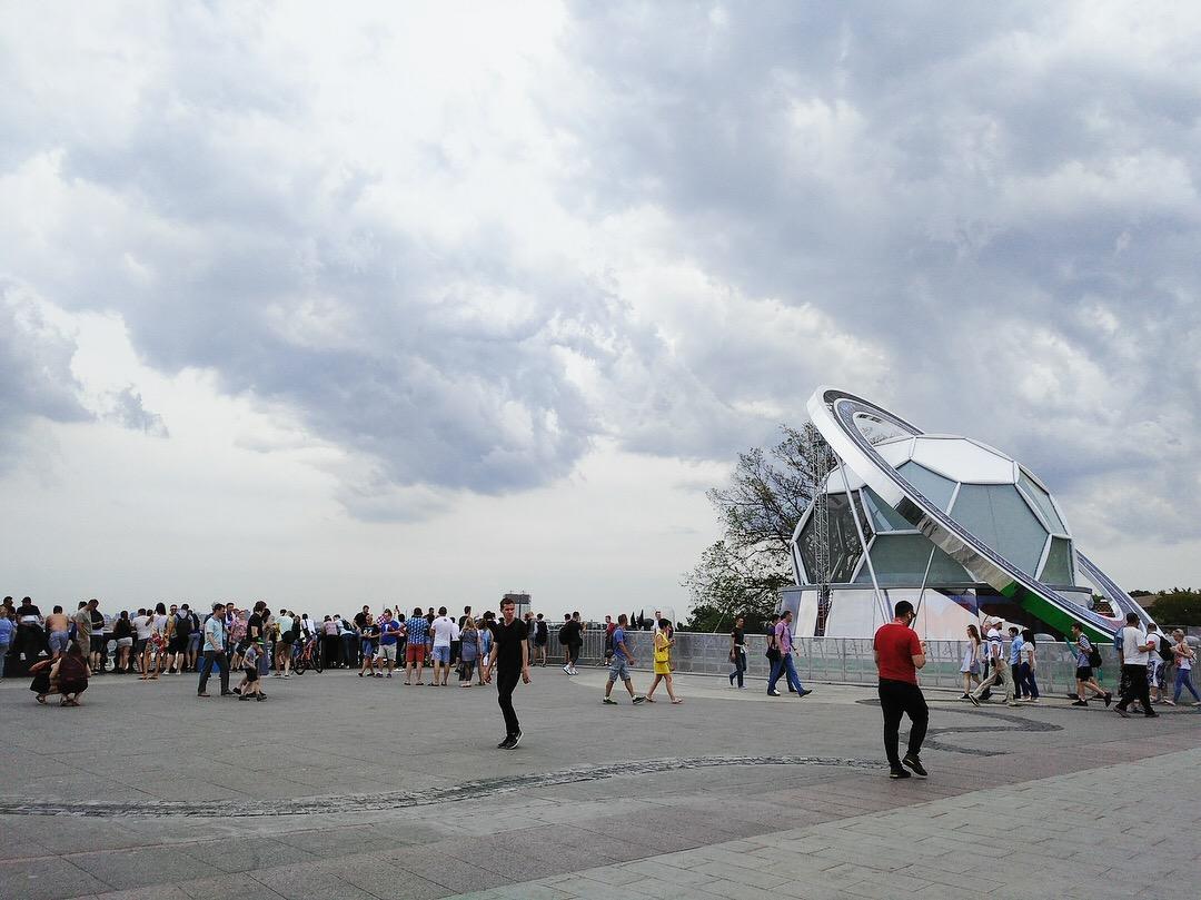 莫斯科,世界杯
