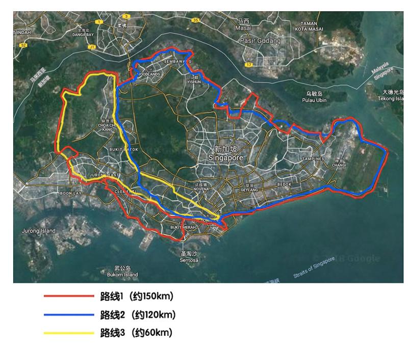 新加坡骑游,威尼斯人网上娱乐,攻略,东南亚,自行车旅行