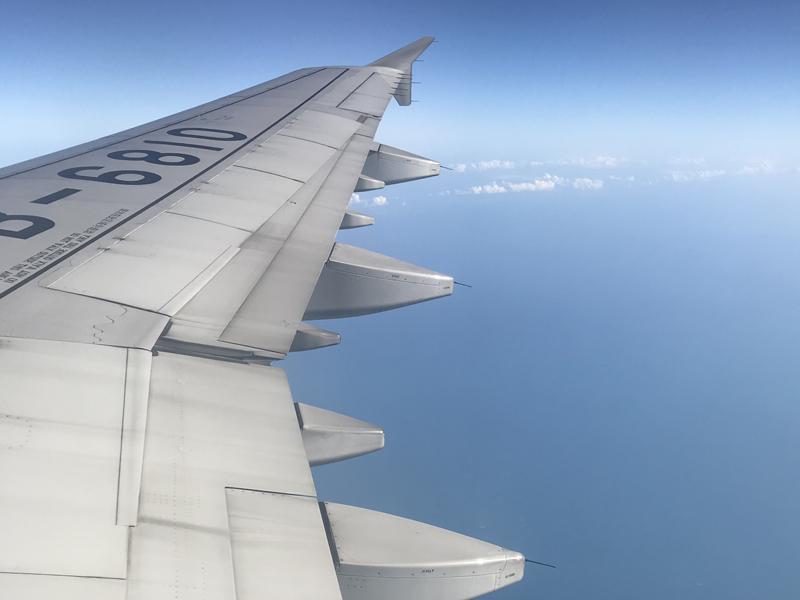 飞机,骑行,台湾