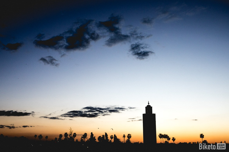 摩洛哥,山地车