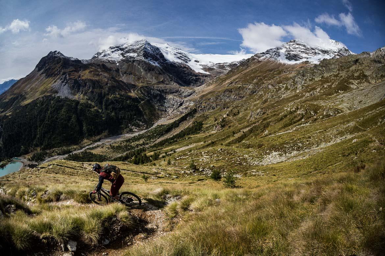 瑞士,山地车