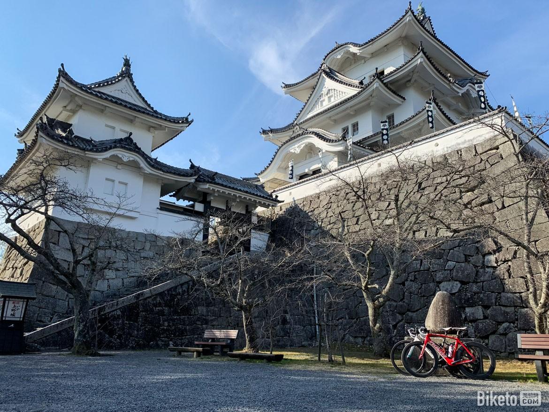 小药水,自行车,日本,上野城
