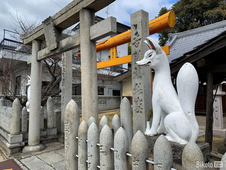 小药水,四国,日本,稻荷神社