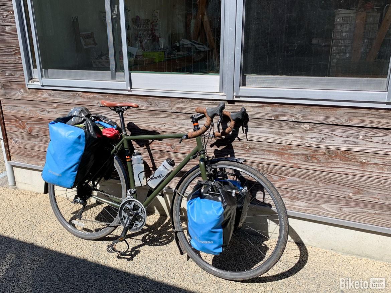 骑行,日本,公路,旅行车