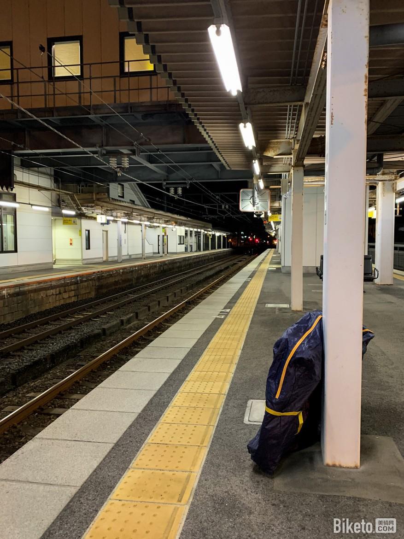 小药水,日本,骑行,车站