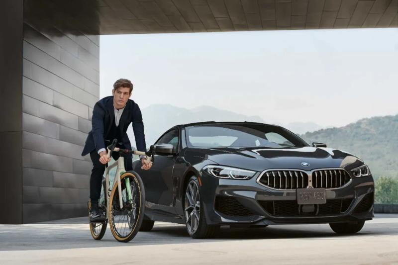 BMW宝马联名