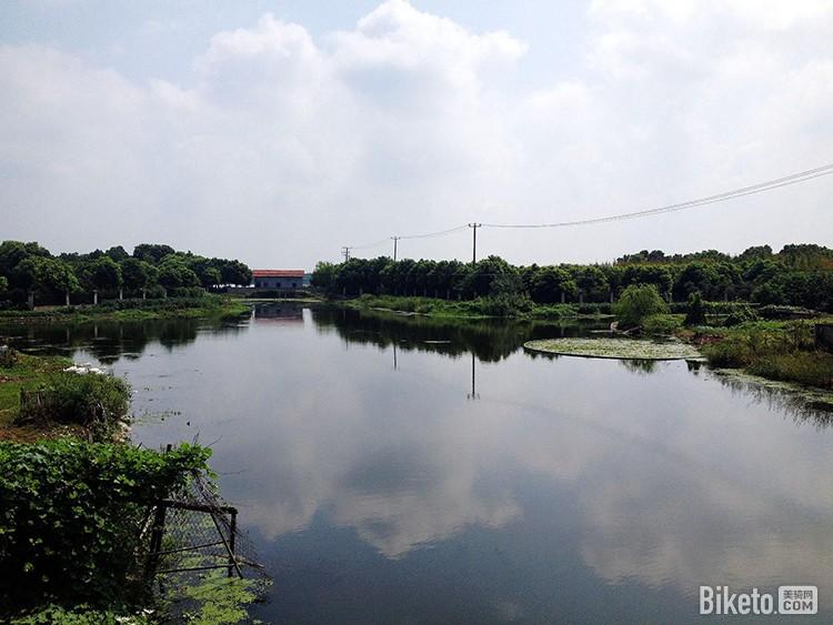 上海淀山湖森林公园_上海周边骑行路线集锦(八)环淀山湖与上青朱环线|骑行路线