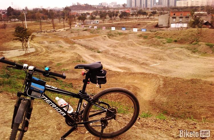 美洲单车公园