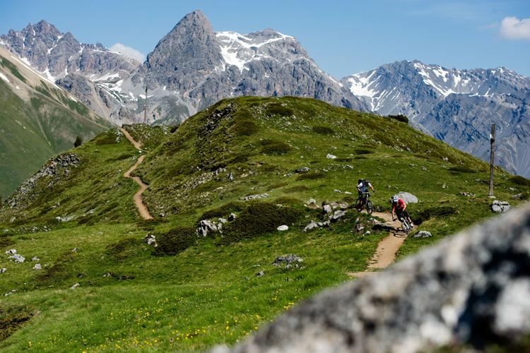 欧洲阿尔卑斯山地骑行_奥地利索尔登(Sölden, Austria)