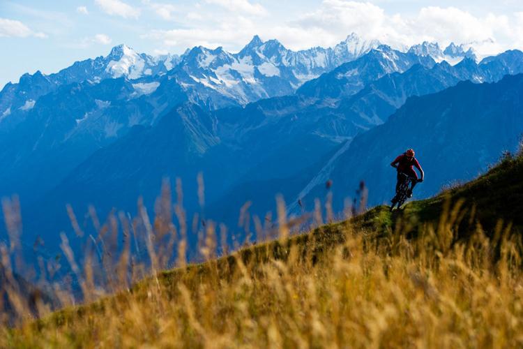 欧洲阿尔卑斯山地骑行_瑞士维毕尔(Verbier, Switzerland)