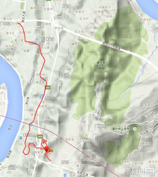 车至骑者过门,何处称坡(骑者岭,铁过门vs西山森林公园)