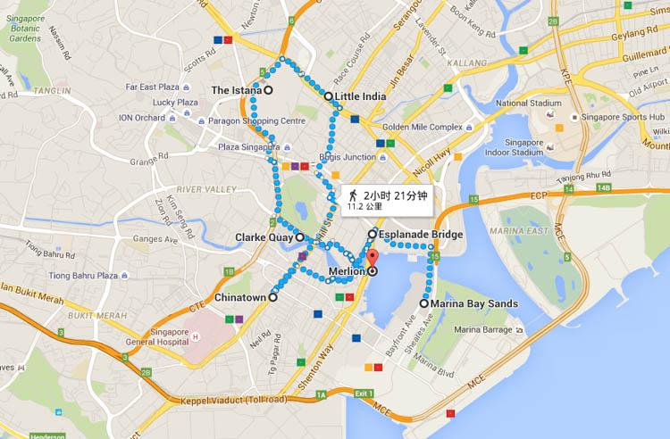 下南洋 新加坡2條經典城市騎行路線推薦