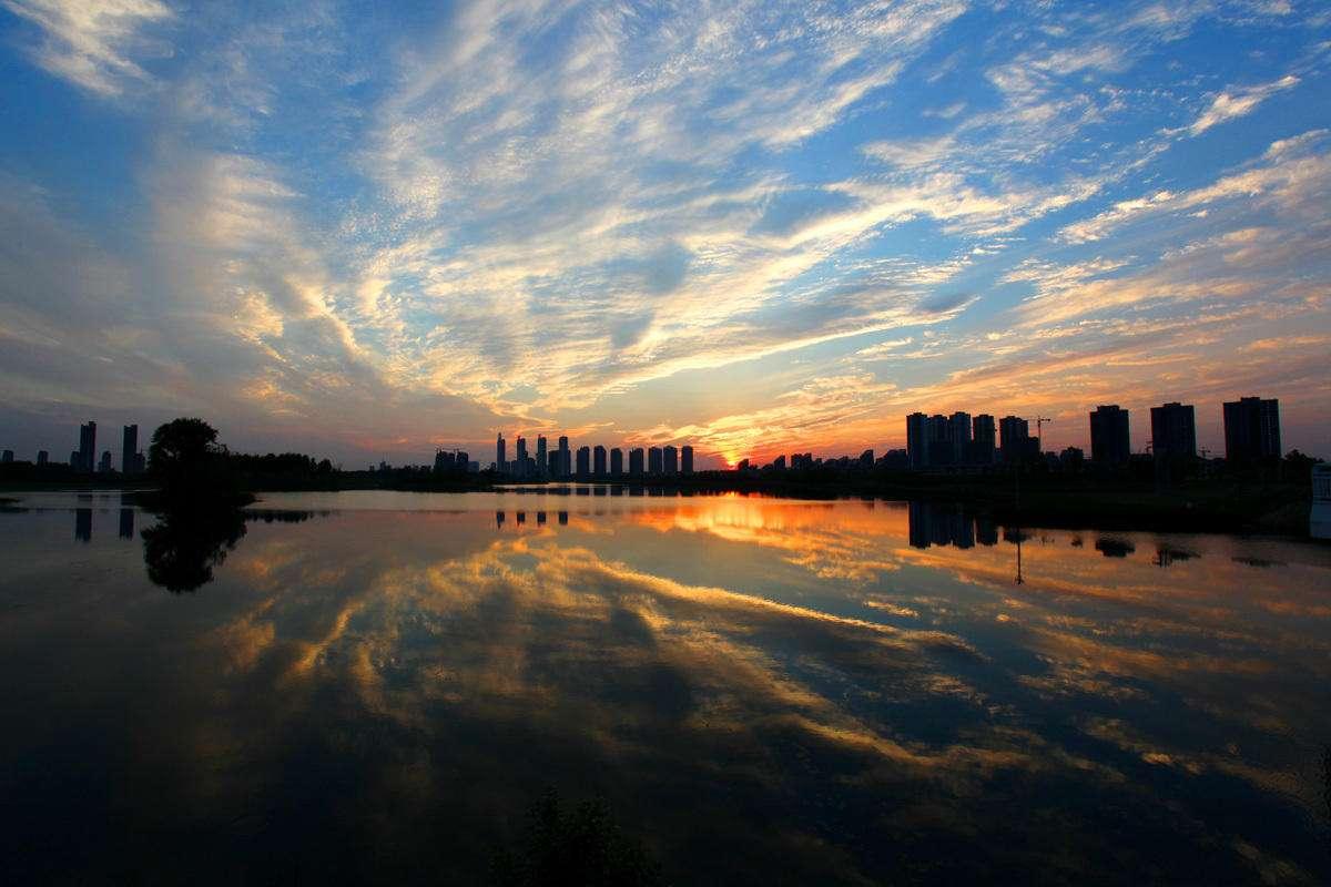 6公里    骑行路线:鸭绿江北街—蒲河景观路(沈北段)—蒲南路—蒲河