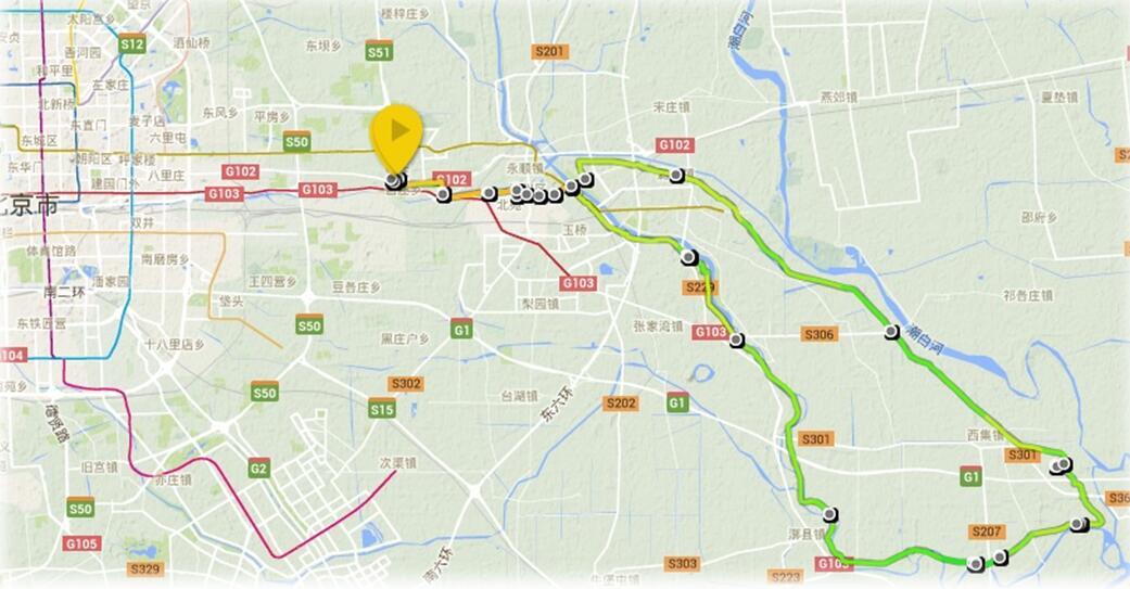 北京周边骑行指引第二季