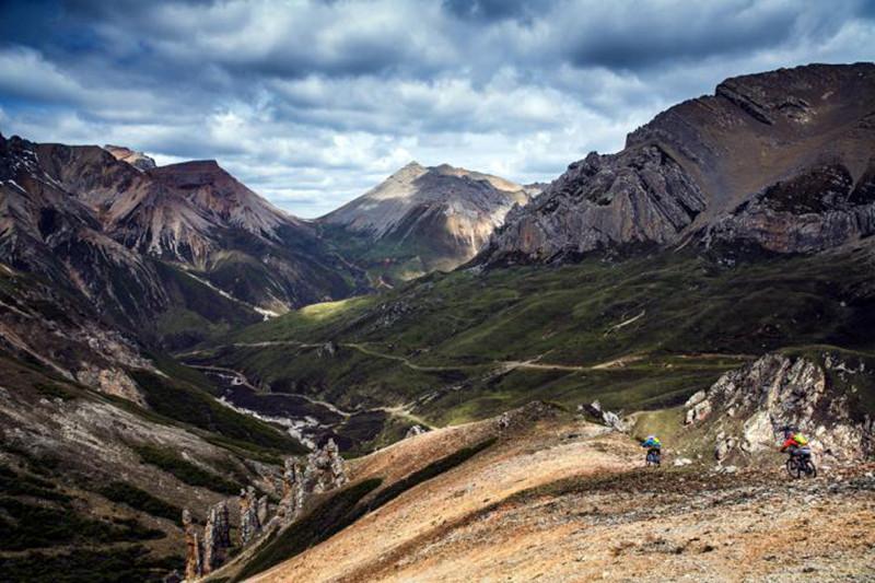 越骑越野,山地穿越,骑行活动