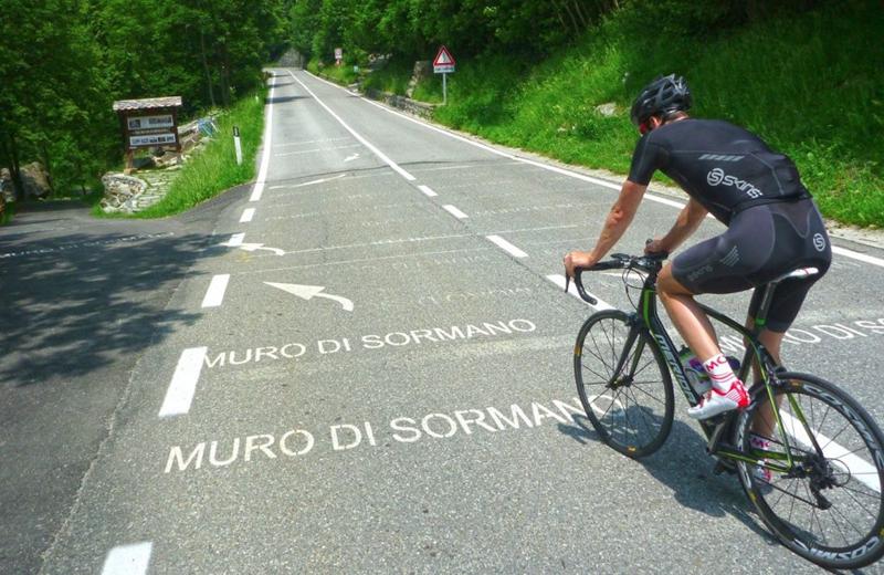 意大利muro di sormano