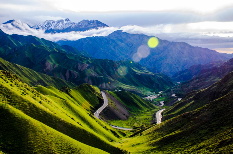 新疆最美骑行天堂——独库公路,兔子已报名,约吗?