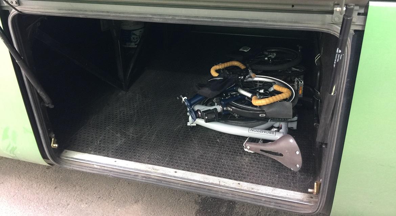 自行车汽车运输