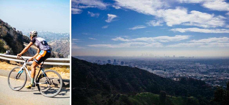 洛杉矶,骑行,好莱坞