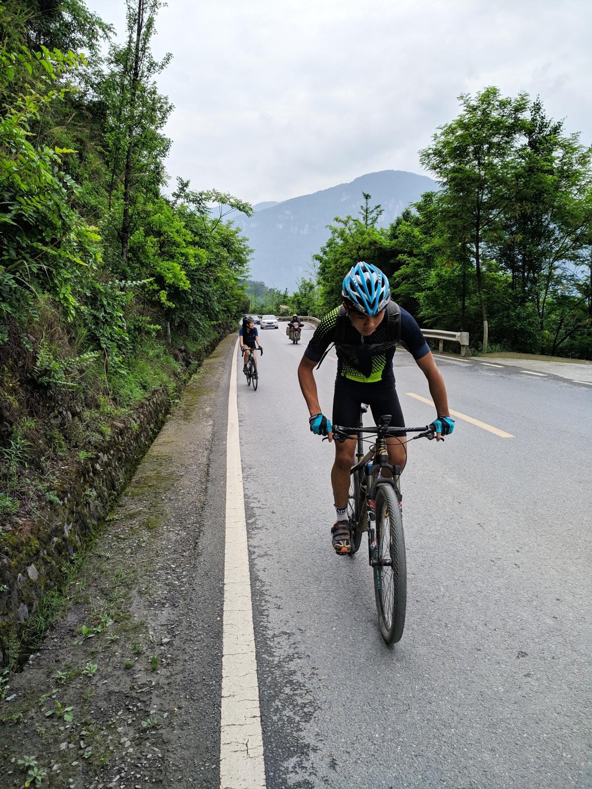 重庆,骑行,山地车,仙女山