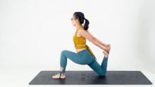 单车瑜伽EP6:终极大腿肌肉放松法
