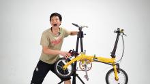 单车机械师2019 EP3 解决折叠车磨我配件耗我体力的祸首!