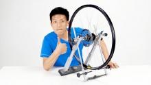 单车机械师2019 EP8:自行车轮圈简易调整方法