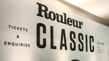 陈・铁金刚・主任大逛Rouleur Classic