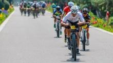 文瀛湖畔局中局,千年城墙嘉猛将――大同国际骑游大会 Day3