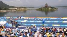 北京奥运十年首次整体回顾 十三陵水库殿堂赛场再迎铁三