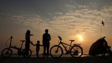亲子骑行全攻略 我骑单车带娃看世界