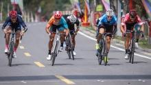 突围之战——2018江苏省公路自行车公开赛