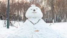 雪后骑车真爽!长春这场雪唤起了我的少女心
