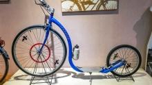 """中国自行车博物馆游踪(下):""""上古""""黑科技集合"""