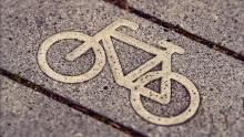 """为什么?自行车道线导致了更多""""亲密接触"""""""